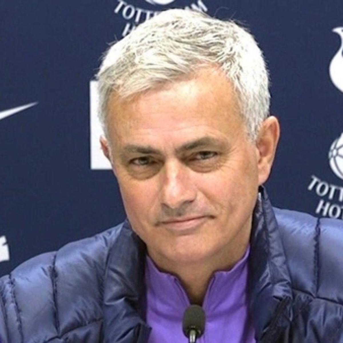Watch: Mourinho explains why he took Tottenham job despite saying he never will