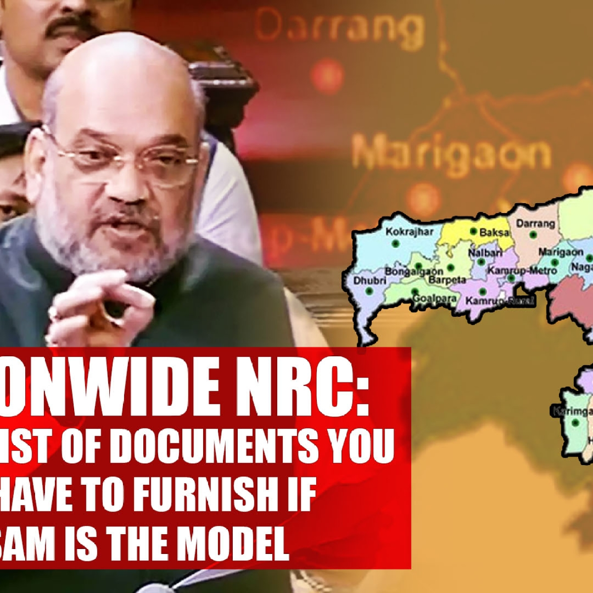 Nationwide NRC: Here's a List of Documents You May Have to Furnish if Assam is the Model