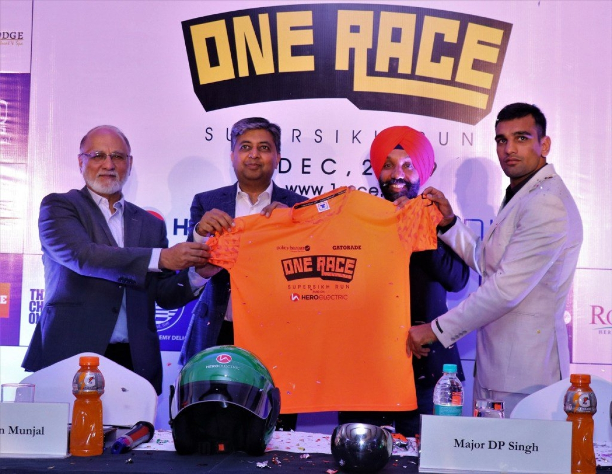 Fourth 'SuperSikh Run' to take place on December 8th