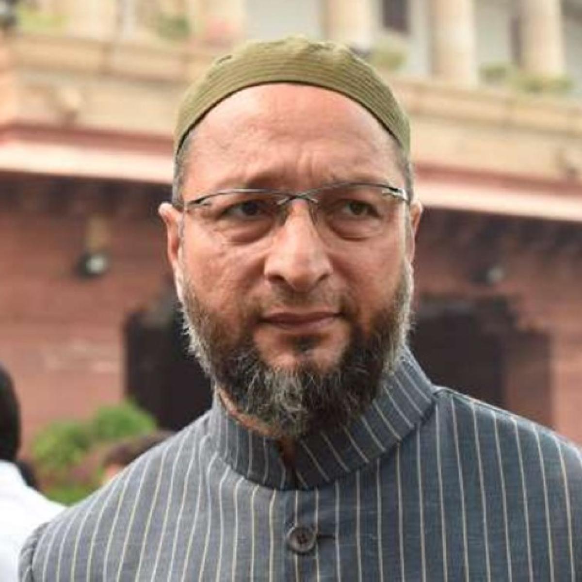 Shaheen Bagh may be turned into Jallianwala Bagh after Feb 8: Asaduddin Owaisi