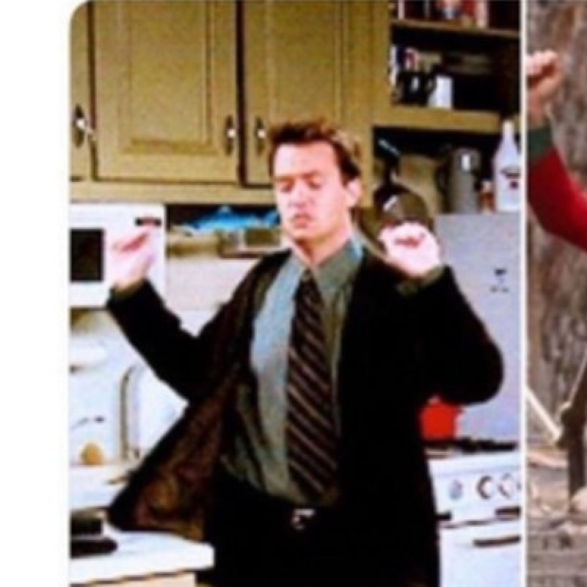 You're welcome: Matthew Perry just drew up an epic Chandler comparison with Joker