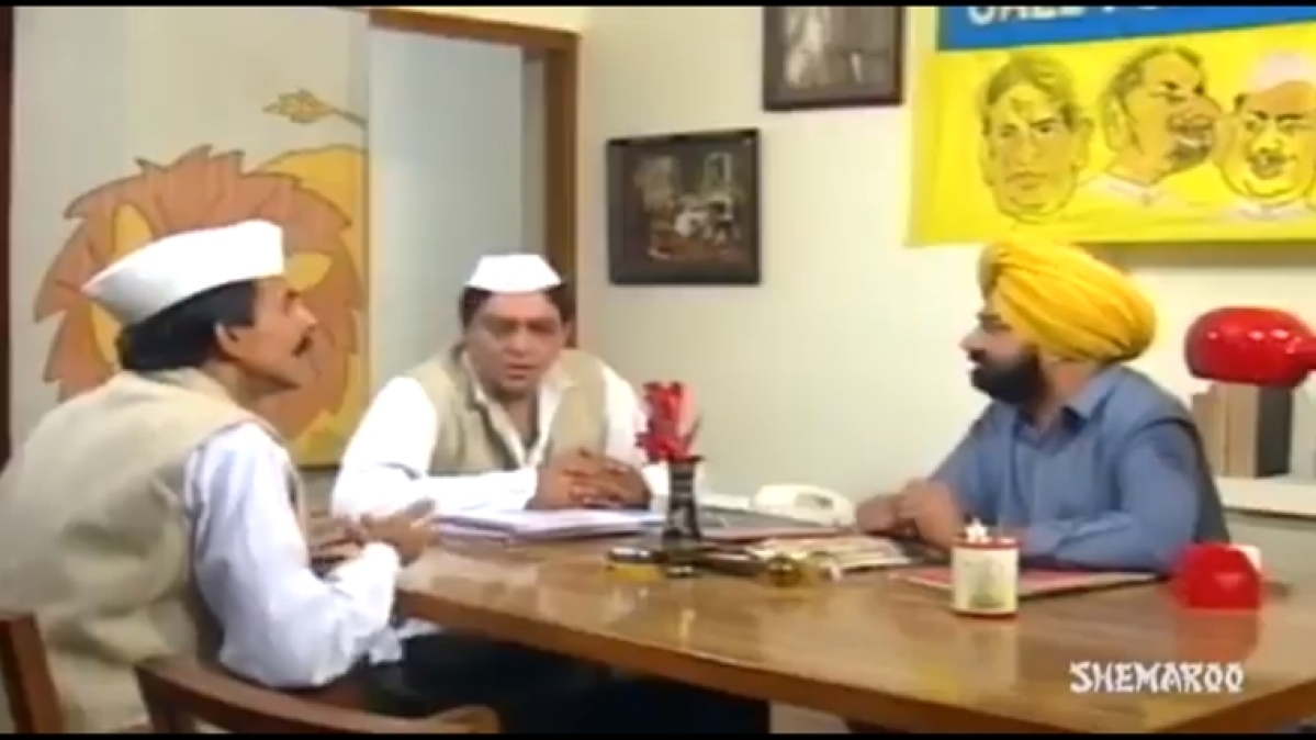 Watch: Jaspal Bhatti had the perfect commentary on Maha govt formation