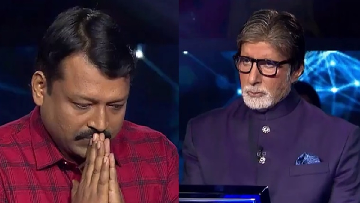 KBC 11: Only true cricket fans can answer this Rs 7 cr question that made Ajeet Kumar quit Amitabh Bachchan's show