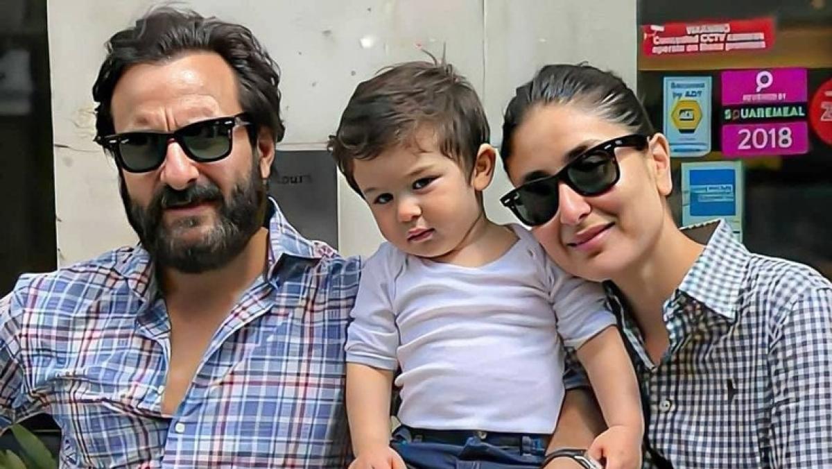 Kareena Kapoor Khan reveals that Taimur now prefers the indoors to avoid paps
