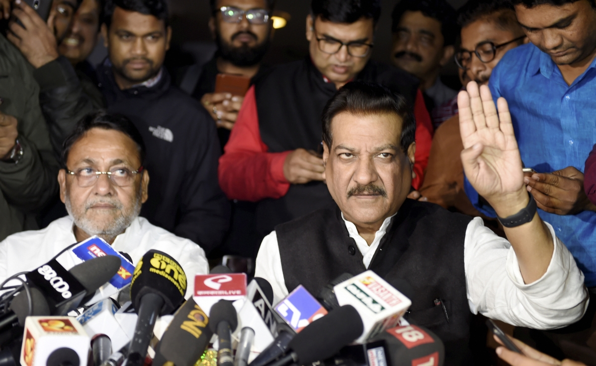 'Maharashtra Impasse likely to end on 22nd November': Sources after Congress-NCP's meeting