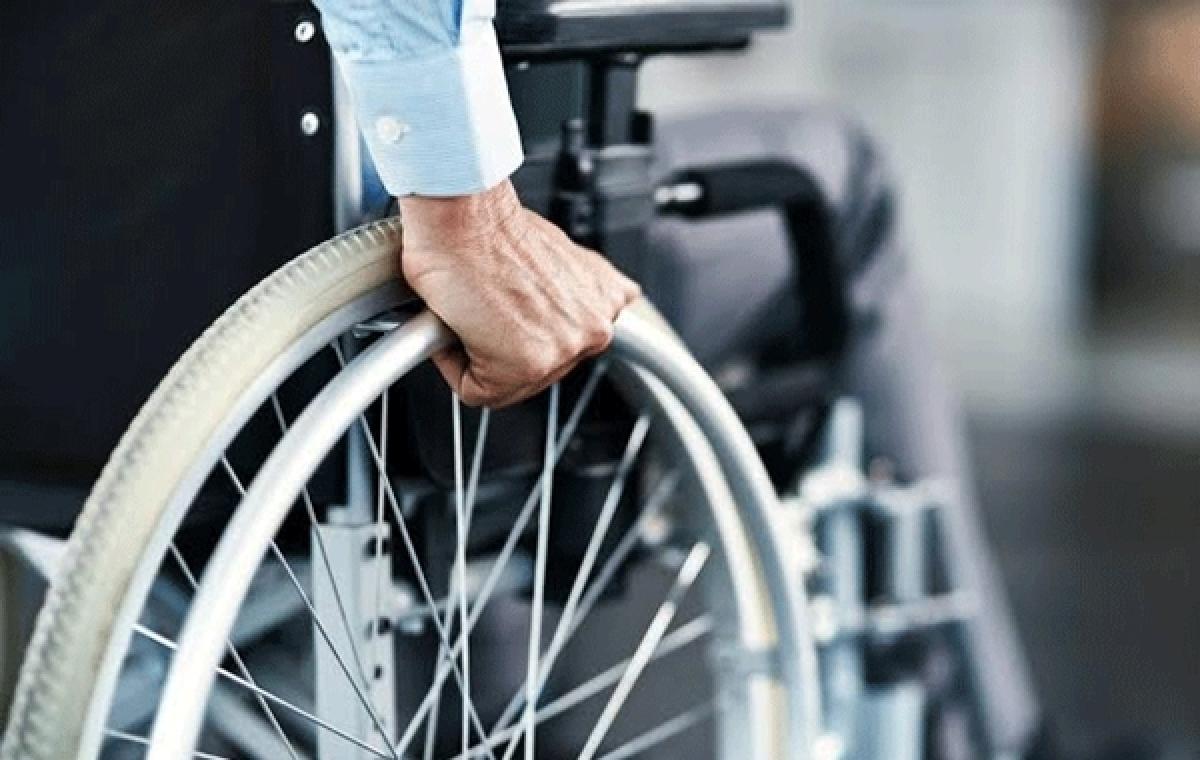 Two wheelchair-bound elderly Indian women complete 5-km Dubai run