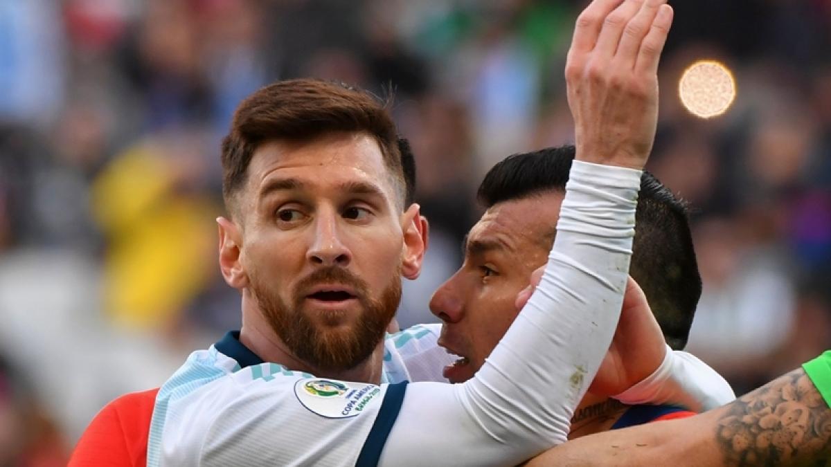 Lionel Messi returns to Argentina squad after ban