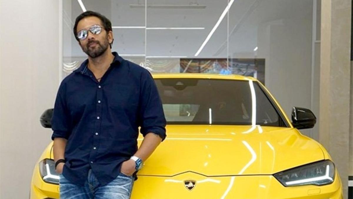 After 'Simmba' star Ranveer Singh, director Rohit Shetty buys bright yellow Lamborghini Urus worth Rs 3 crore