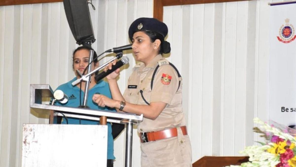 Delhi DCP North Monika Bhardwaj