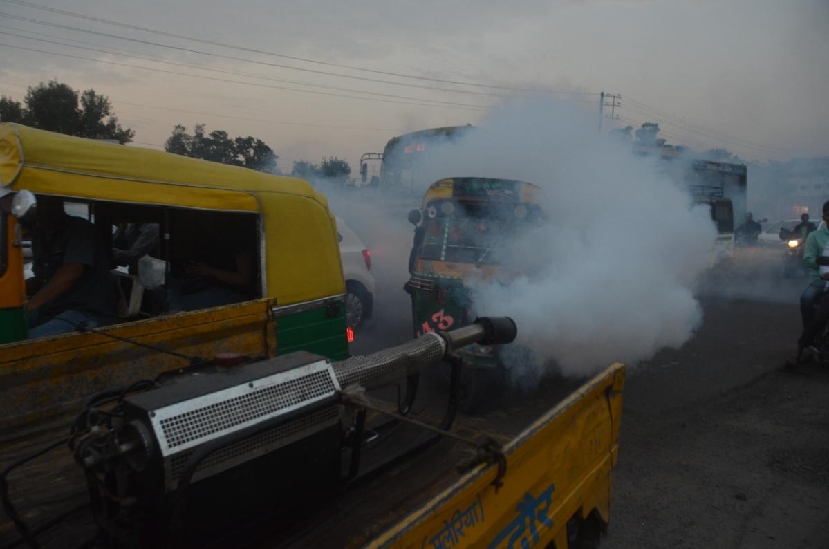 Indore: 25 dengue patients identified in last 10 days, total 212