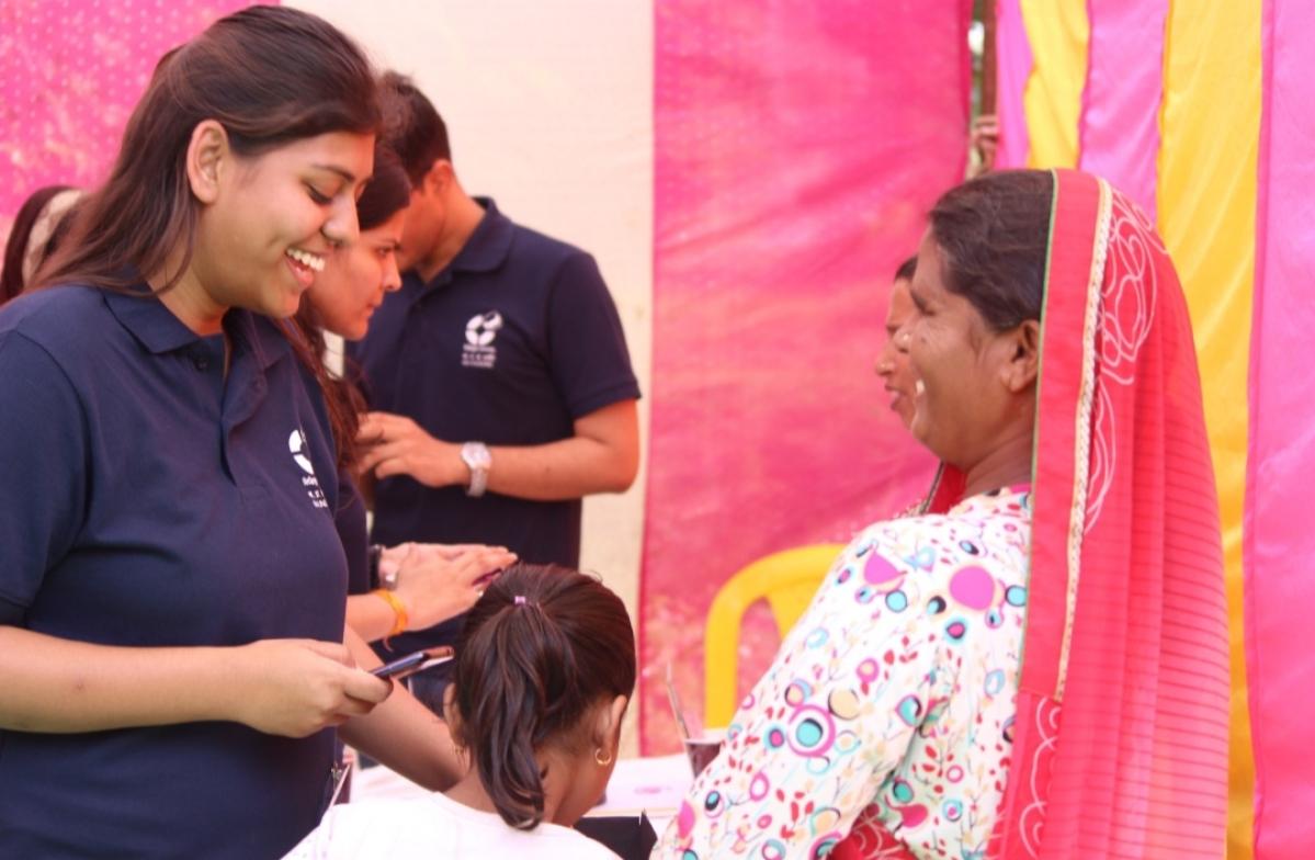 Indore: IIM Indore students sneak peek into rural consumers mind