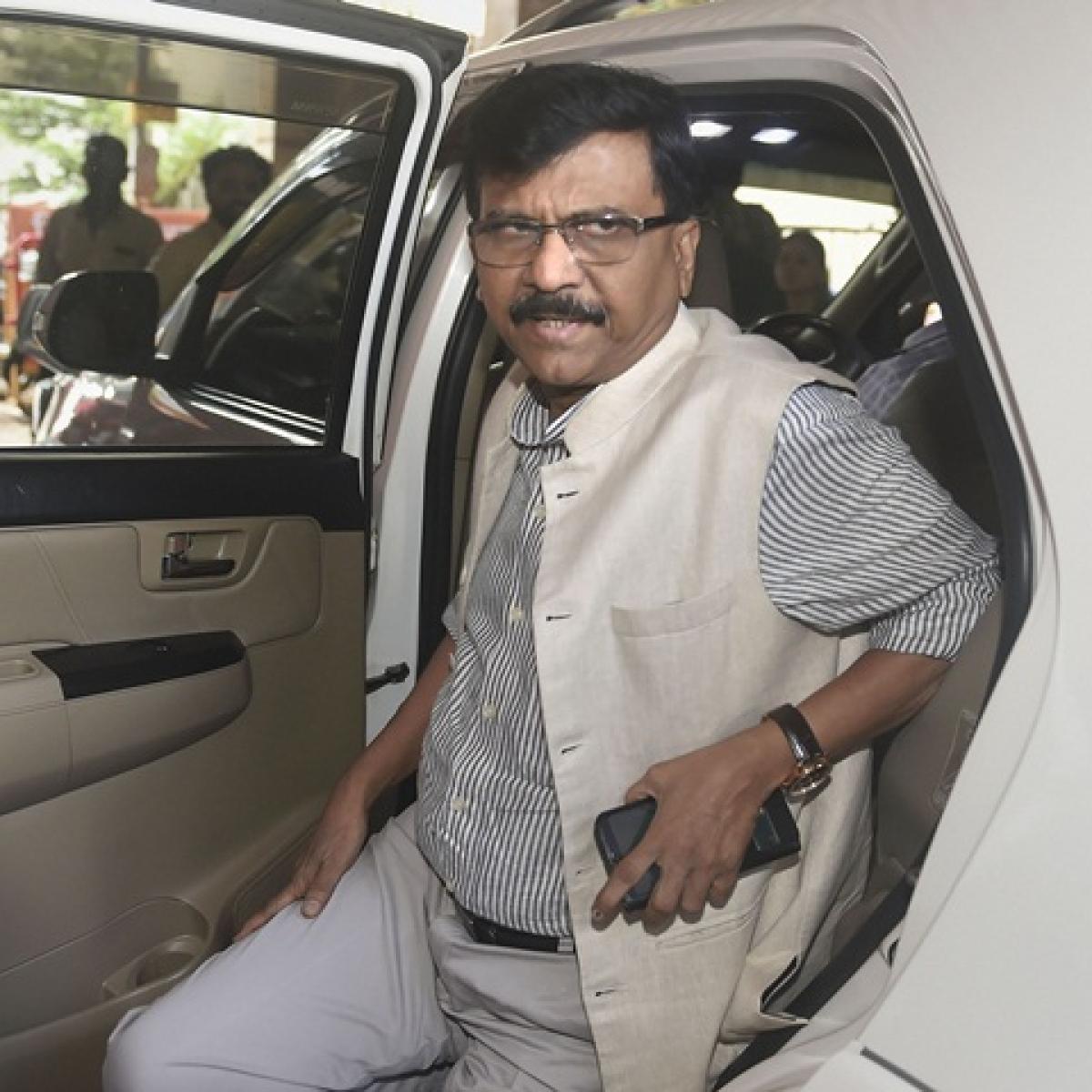 'Aao fir se diya jalaye': Sanjay Raut tweets Atal Bihari Vajpayee's poetry amid Maharashtra impasse