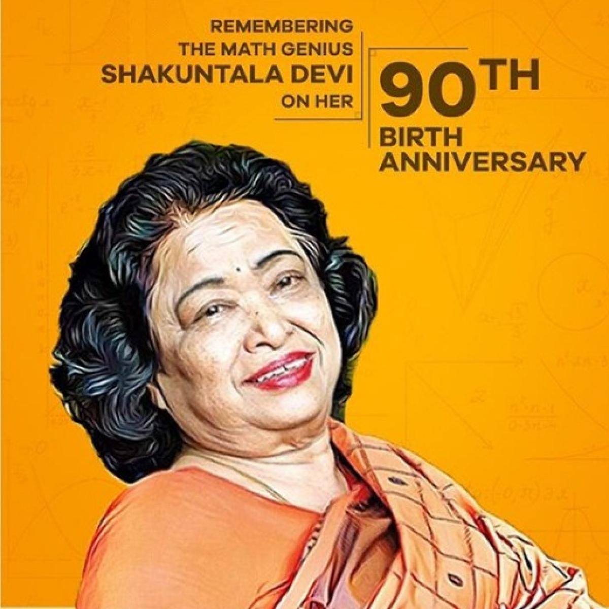Shakuntala Devi was an extraordinary woman: Vidya Balan