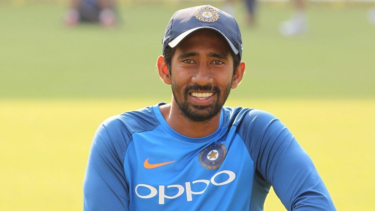 Ind vs Ban: Wriddhiman Saha reaches 100-mark