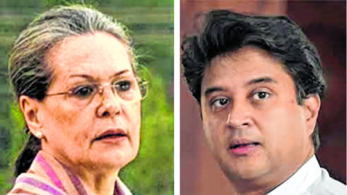 Bhopal: Race for MP PCC chief intensifies, Scindia meets Sonia