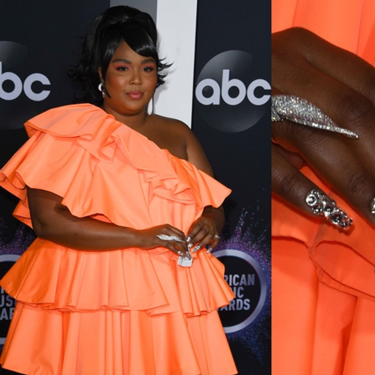 'Enough for my f***s to give': Lizzo's tiny purse at the AMAs 2019 came with a powerful message!