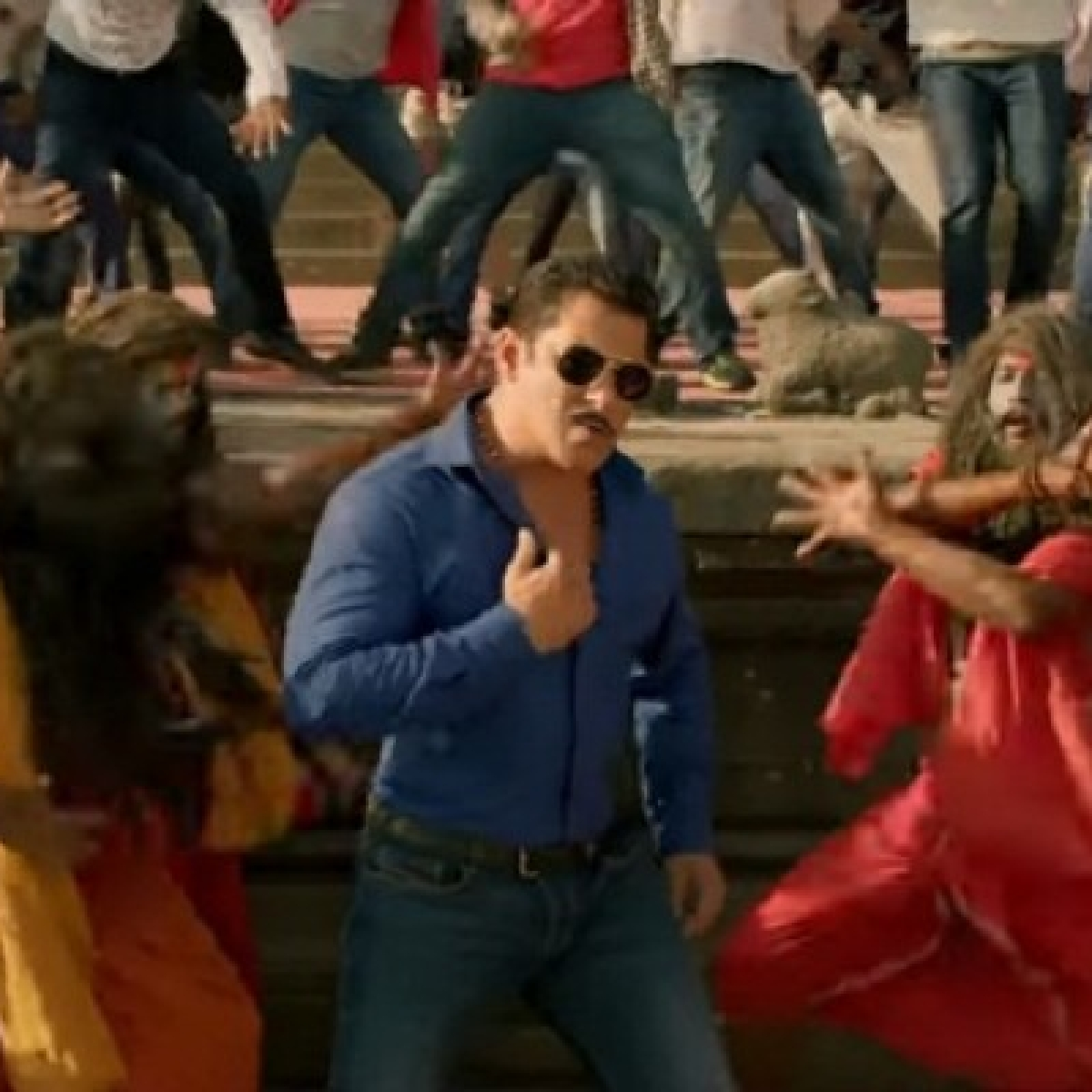 Salman Khan's 'Dabangg 3' in trouble for showing sages dance in a hideous and objectionable manner