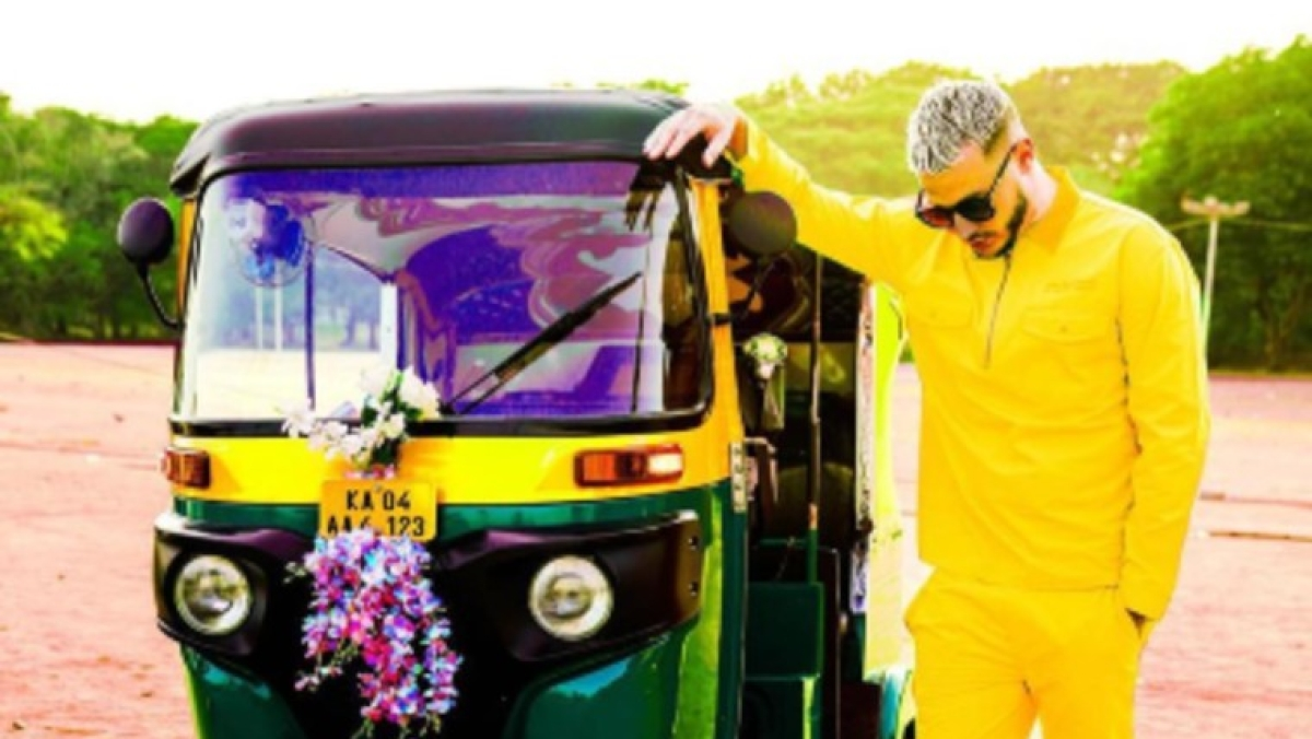 DJ Snake arrives in Mumbai, excited to play his new album 'Carte Blanche'