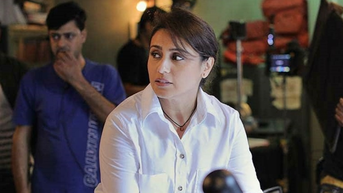 Rani Mukerji to discuss juvenile crime with students during 'Mardaani 2' promotions
