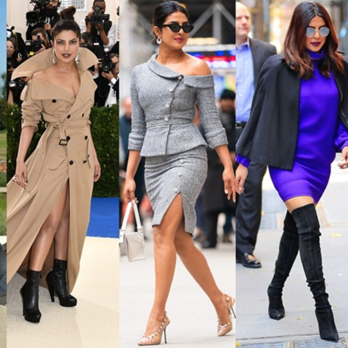 Priyanka Chopra owns 80 pairs of heels that can bring the world to a standstill