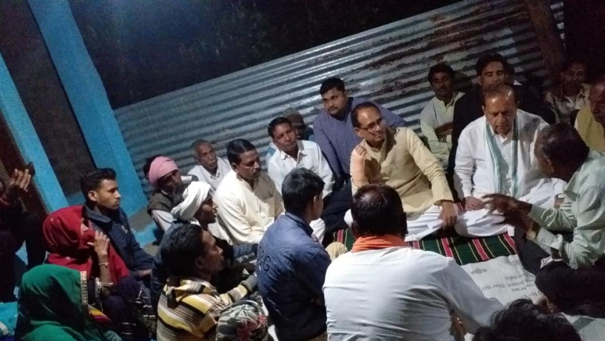 Bhopal: Death of dalit student in Budhni hostel; Shivraj demands inquiry