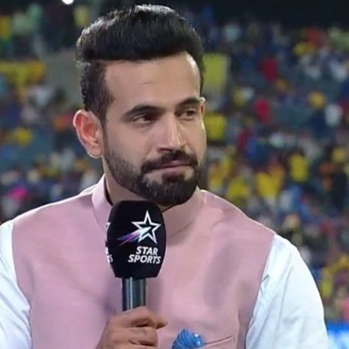 Irfan Pathan slams Twitter user for calling him 'next Hafiz Saeed'