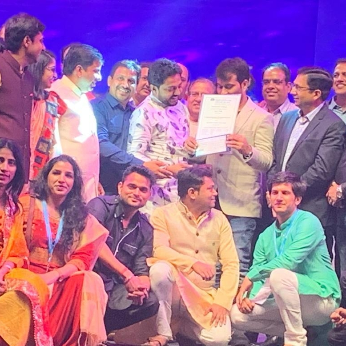 Indore: ICSI city chapter adjudged best in country