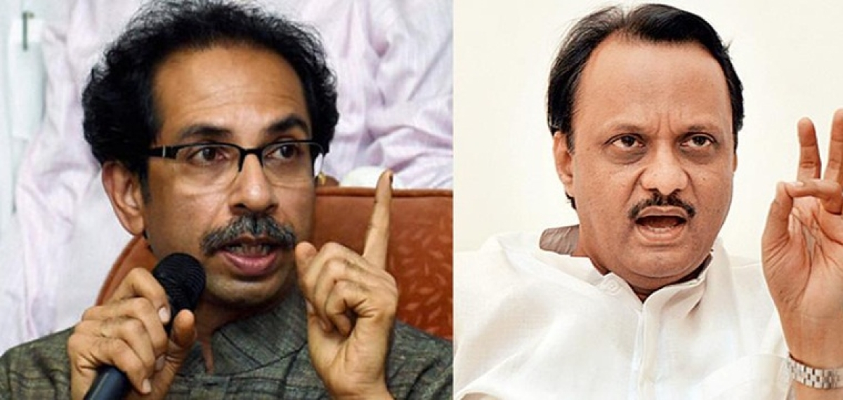 Ajit Pawar used an old letter to claim that he has support of NCP MLAs: Shiv Sena