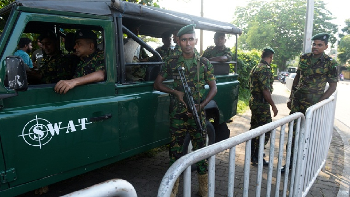 Security tightened in Sri Lanka ahead of presidential polls