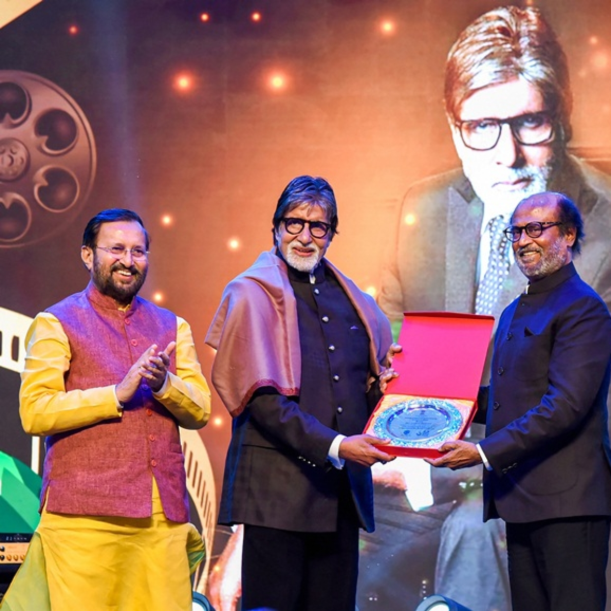 International Film Festival of India 2019: All that shone