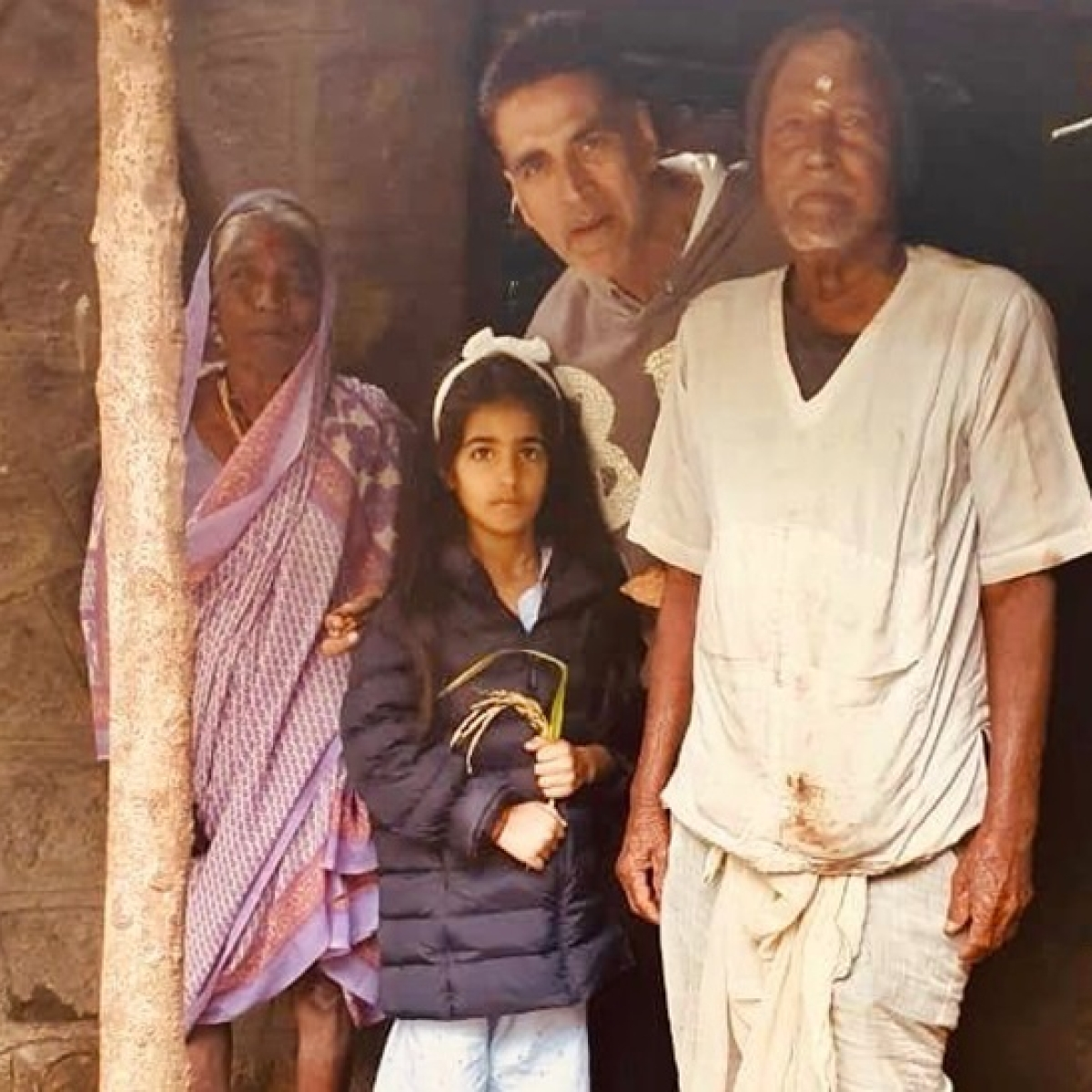 When morning walk turned into life lesson for Akshay Kumar's daughter Nitara