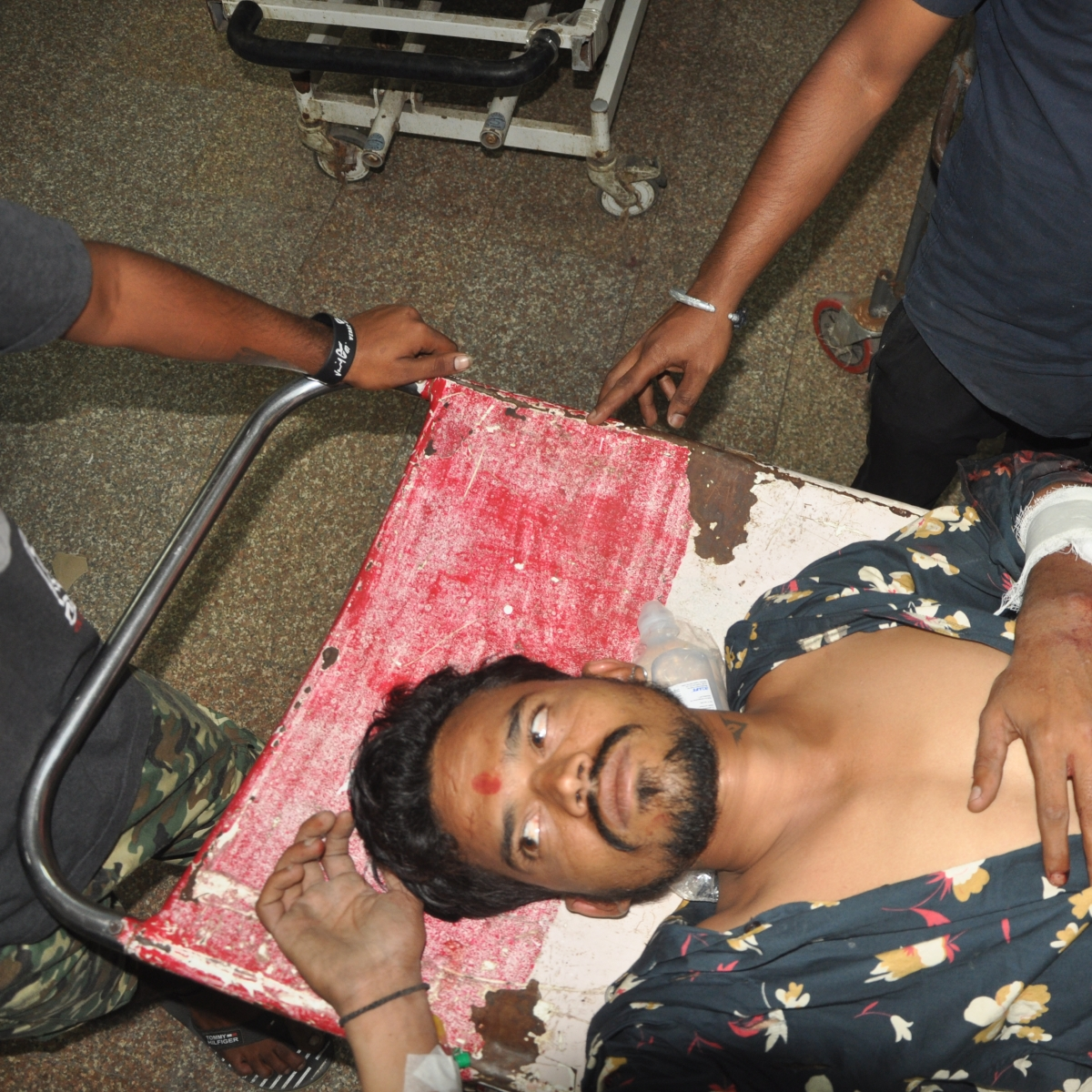 Indore: Youth shot at over old rivalry, critical