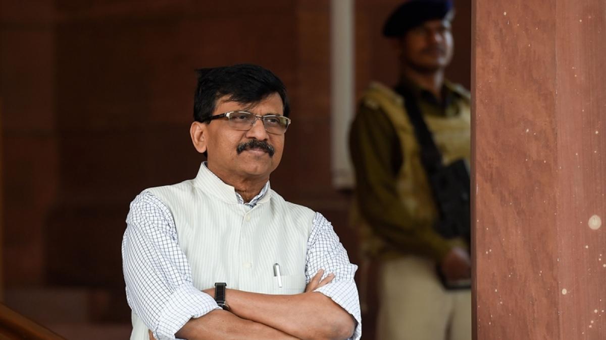 Sanjay Raut admitted to Mumbai's Lilavati Hospital, will undergo angioplasty