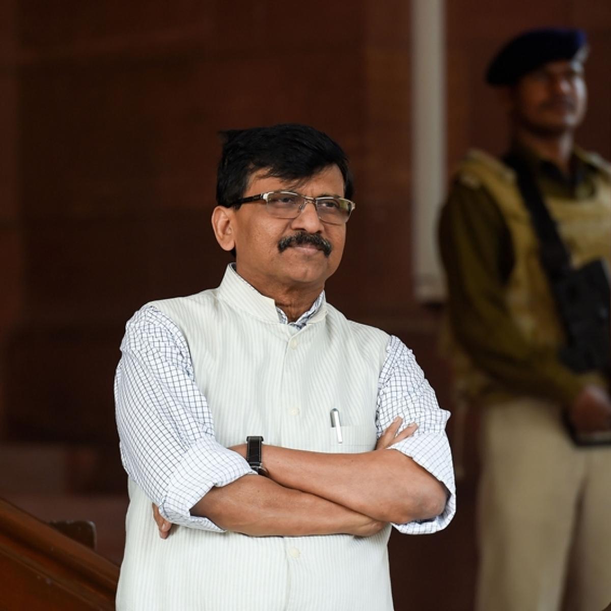 'We've dictionaries': Sanjay Raut's 'Haramkhor-naughty' iteration in Bombay HC
