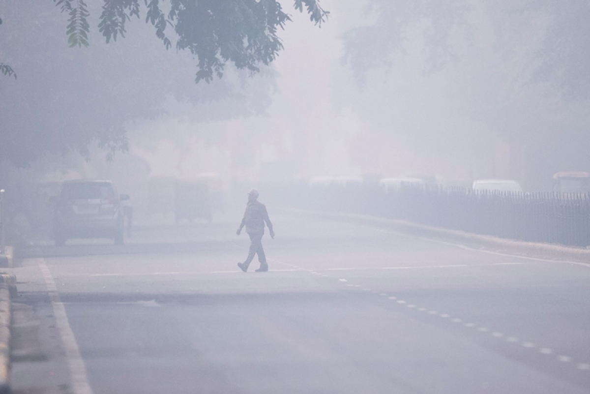 Mumbai: City's AQI improves from 'very poor' to moderate
