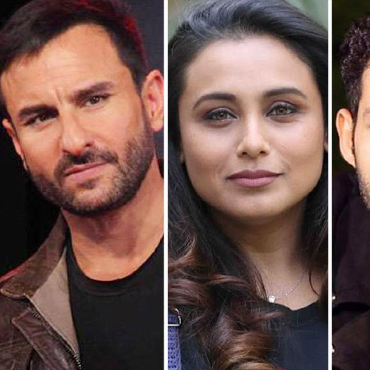 Saif Ali Khan to join Rani Mukerji and Siddhant Chaturvedi for 'Bunty Aur Babli 2'?