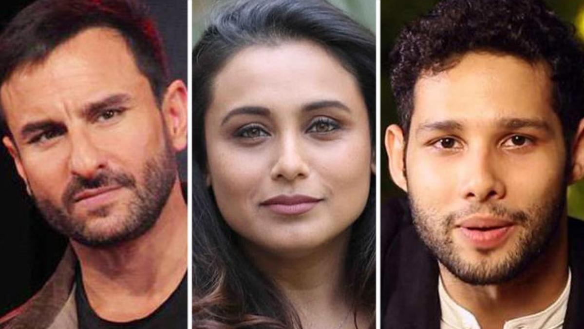 Saif Ali Khan to join Rani Mukerji and Siddhant Chaturvedi for 'Bunty Aur Babli 2'