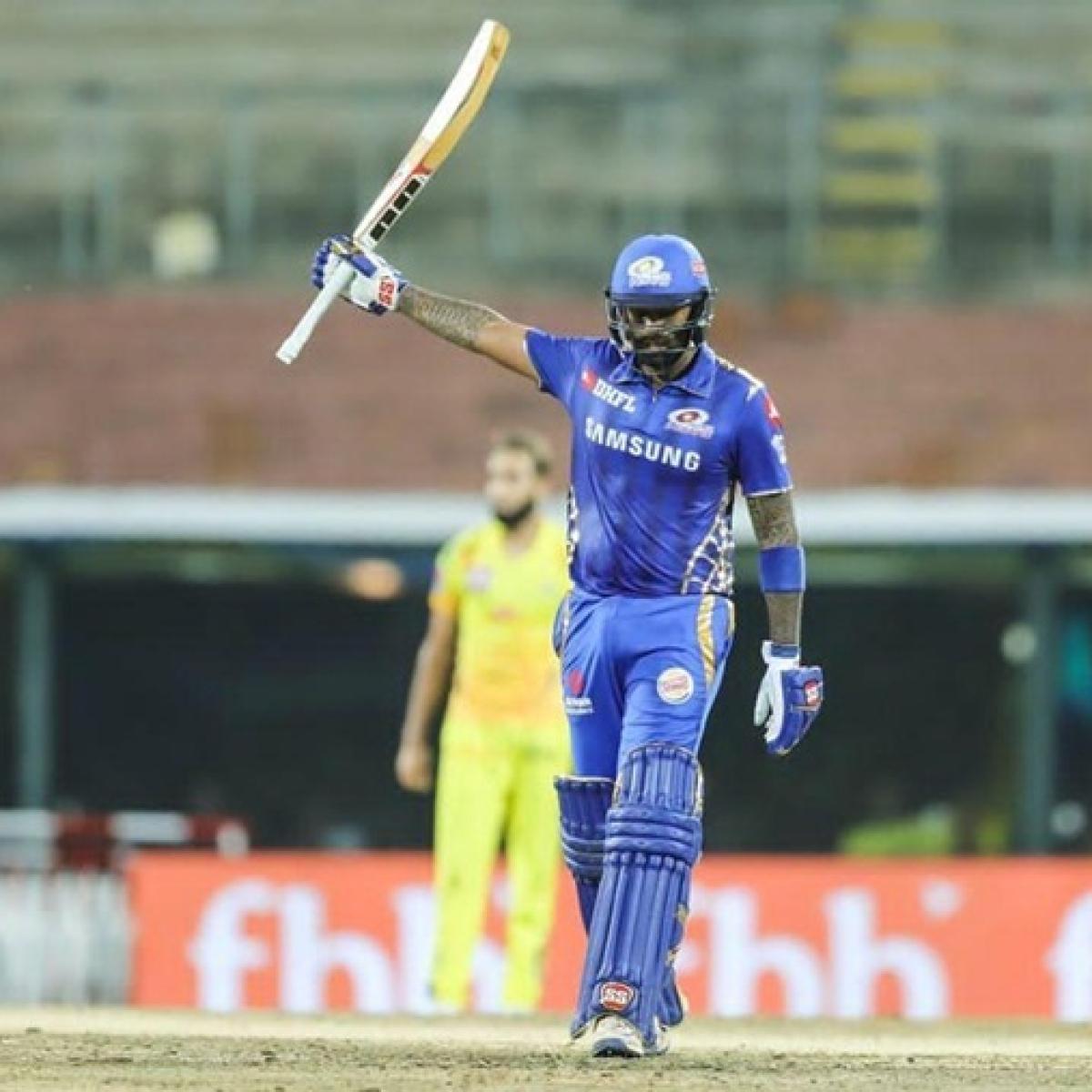 Suryakumar Yadav unbeaten 81 help Mumbai's victory