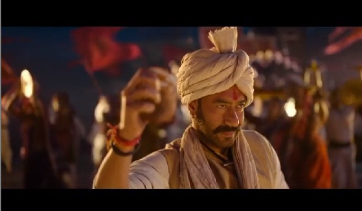 Ajay Devgn on playing Tanhaji : You have to be careful, honest about depicting history