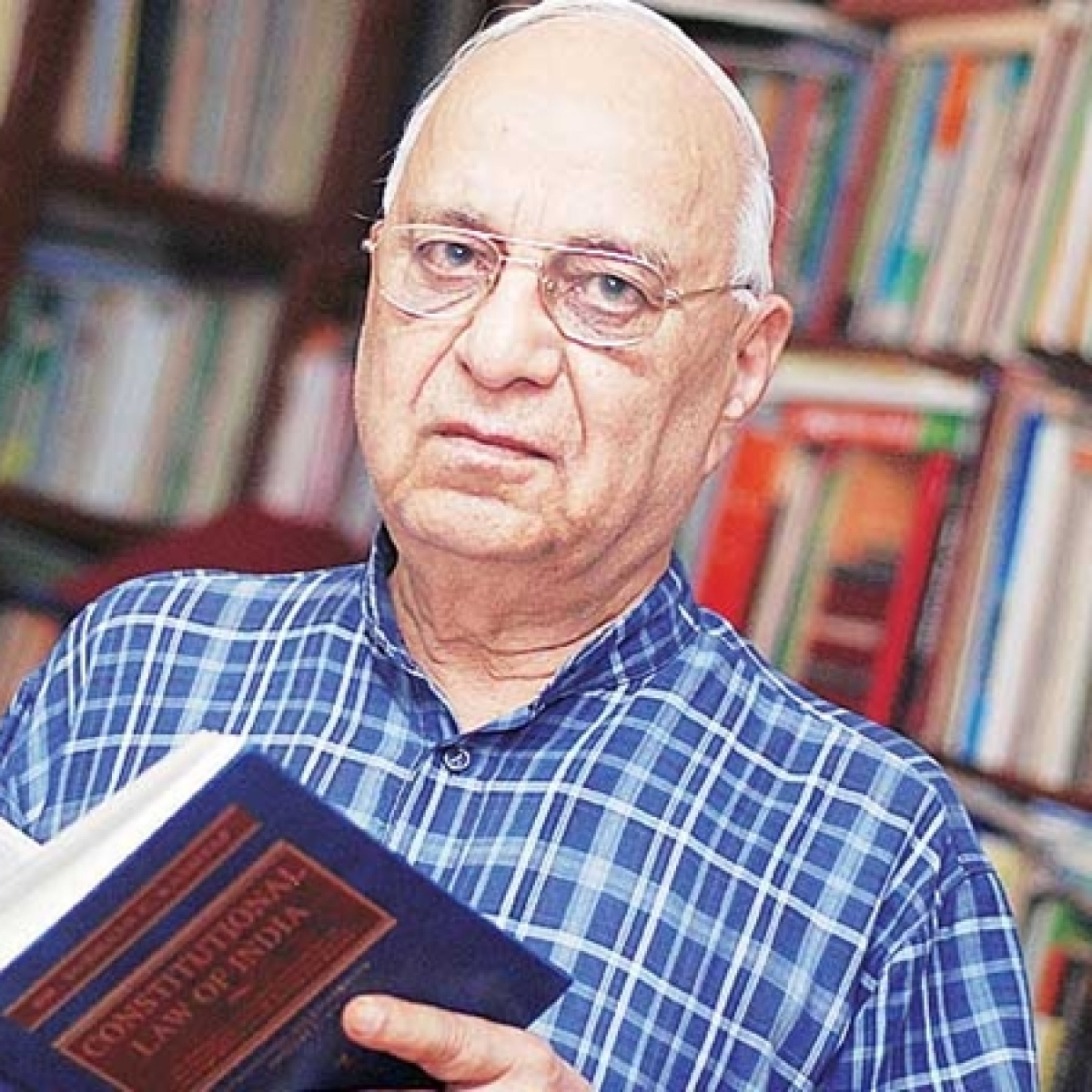 No prospect of President's rule, says well-known constitutional expert Subhash Kashyap