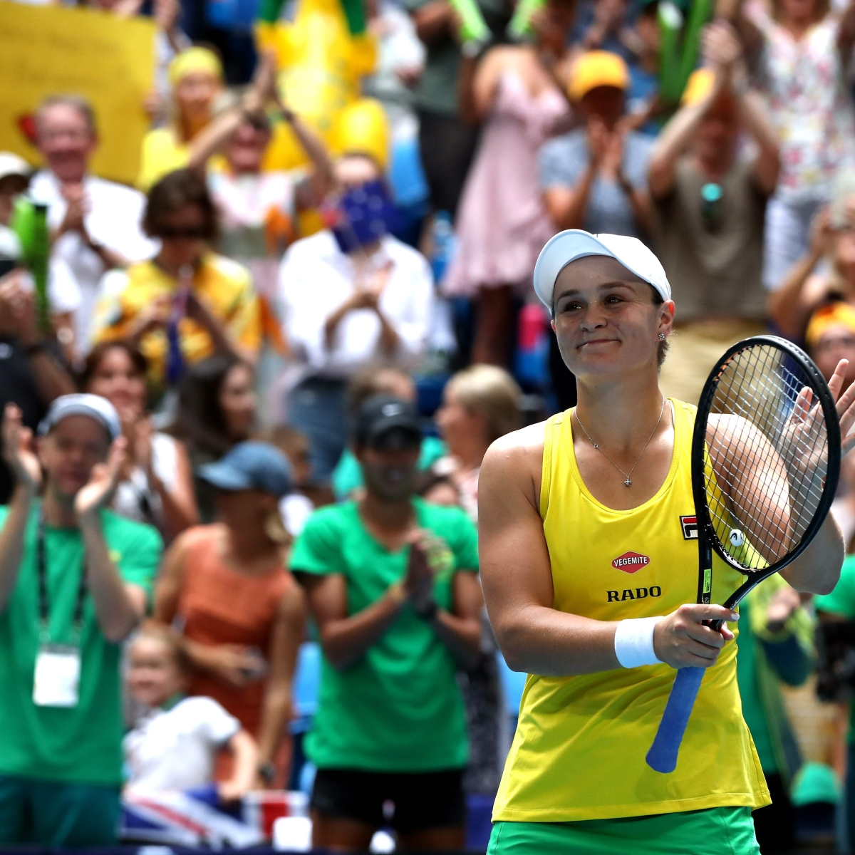 Australia, France on even in Fed Cup