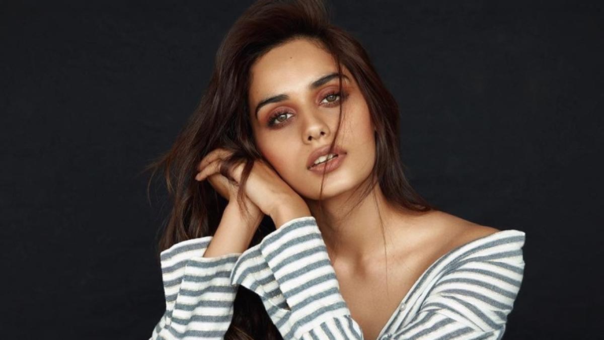 Former Miss World Manushi Chhilllar feels blessed as she celebrates 23rd birthday
