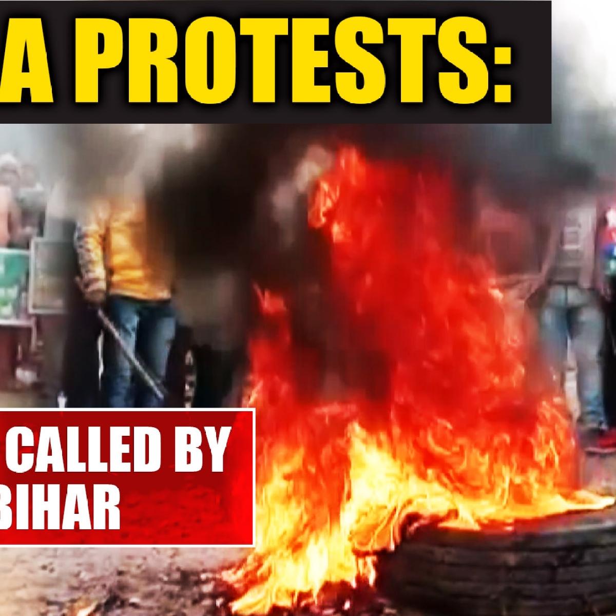 CAA Protest: Anti-CAA bandh called by RJD rocks Bihar; rail, road traffic disrupted