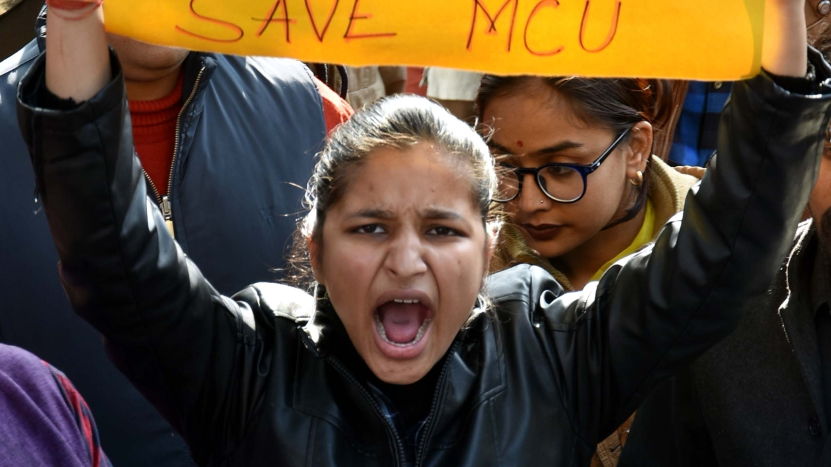 Bhopal: 3 students tender apology; others remain expelled