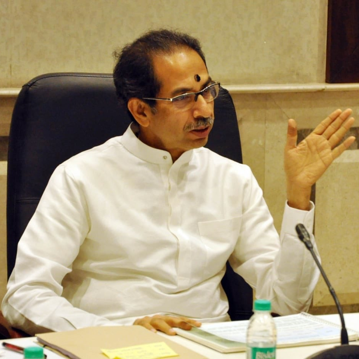 CM Uddhav Thackeray's dinner diplomacy has Opposition in mind
