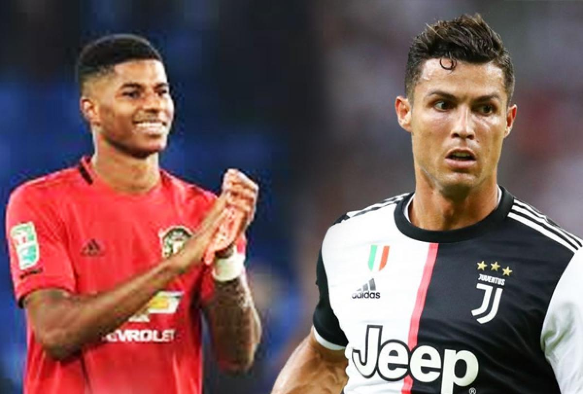 Calm down Ole: Solskjaer says it's very easy to 'compare' Cristiano Ronaldo and Marcus Rashford