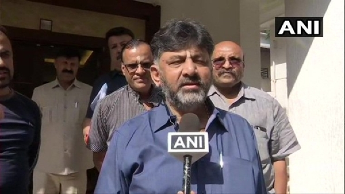 Defeat accepted, no need to be disheartened: DK Shivakumar on Karnataka by-poll results
