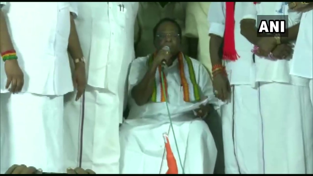 Won't implement it in Puducherry come what may: CM Narayanasamy