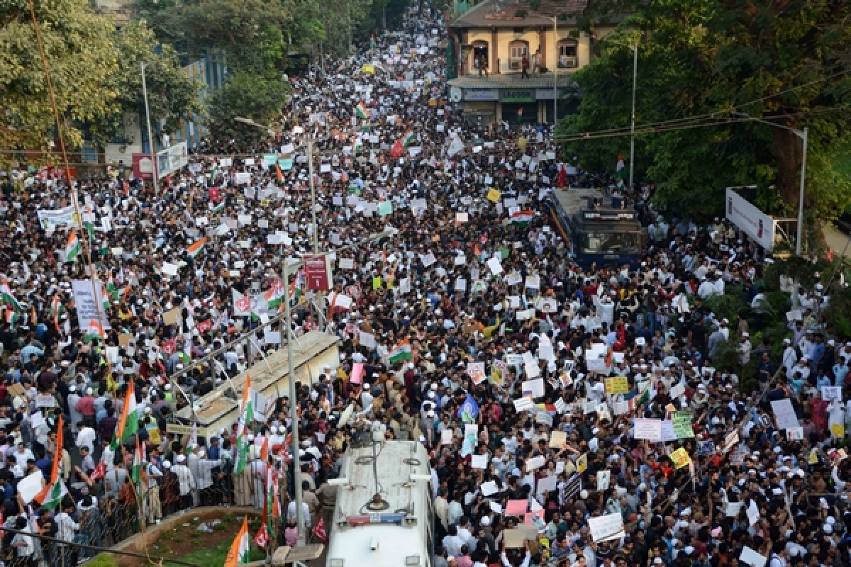 Ground Zero: Merry Protest-mas to you too