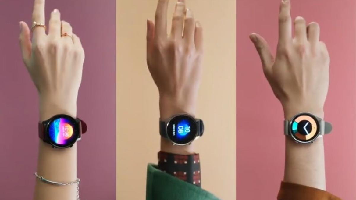 Xiaomi Watch Color with circular dial to be unveiled in Jan